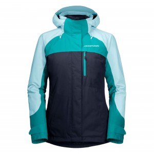31-W001 Ladies' 3 in 1 Jacket