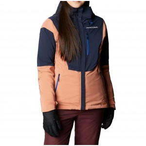 31-W003 Women's Ski Jacket with Inner Padding Jackets for Sports