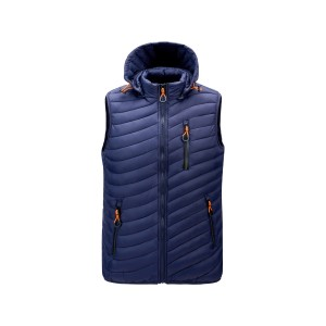men's padded vest #PJK22933